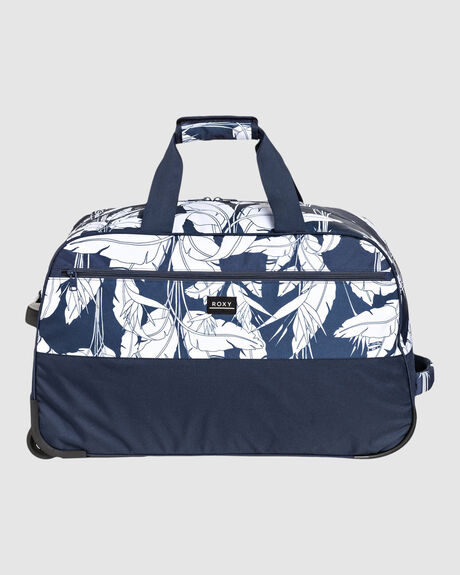 FEEL IT ALL 66L MEDIUM WHEELED DUFFLE BAG