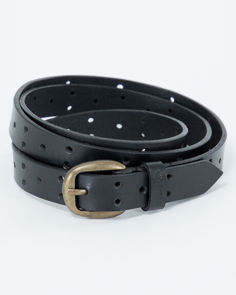 MOONSHINE LEATHER BELT