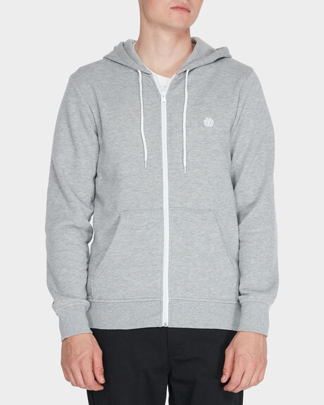 CORNELL ZIP THROUGH HOODIE