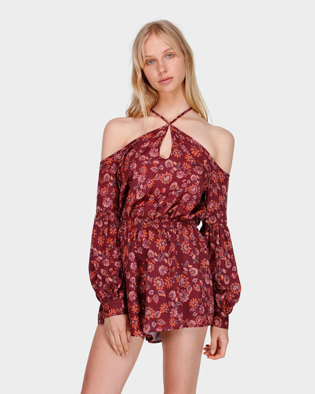 Carousel Playsuit