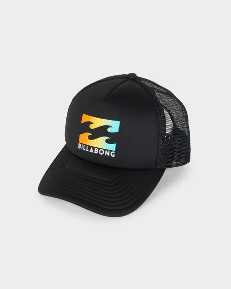 TEEN PODIUM TRUCKER CAP