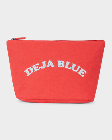 DEJA BLUE CARRY BAG
