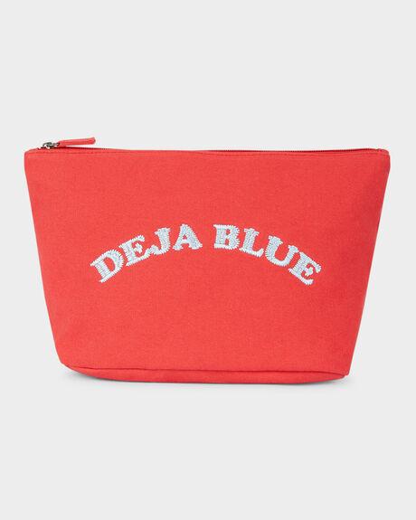 DEJA BLUE CARRY BAG
