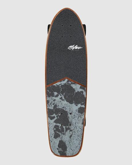 Obfive Dark Waters Cruiser Skateboard Complete
