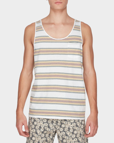 EVERYDAY STRIPE SINGLET