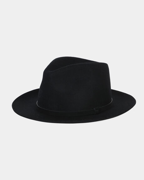 WOOLEN FELT HAT