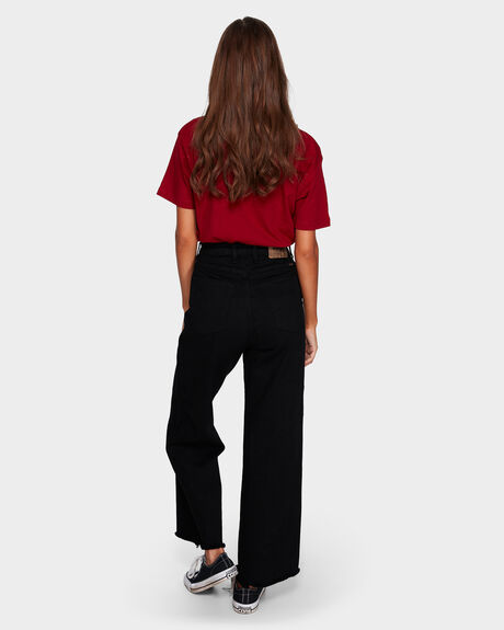 HIGH BELLS CROPPED JEAN