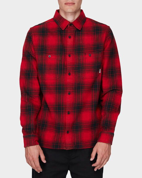 MILLER LONG SLEEVE SHIRT