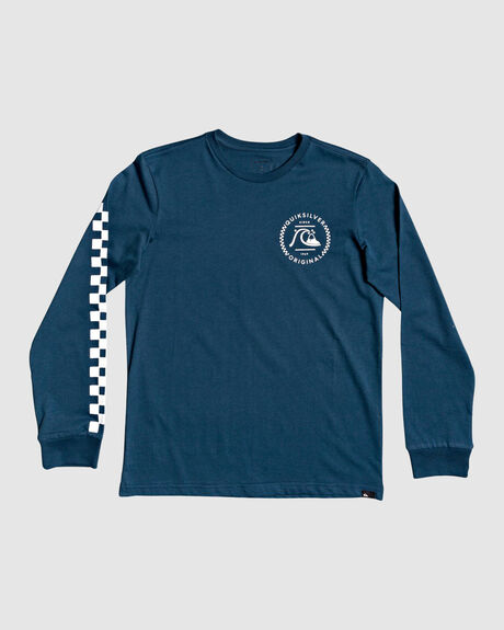 GOLDEN EMBERS LONG SLEEVE TEE