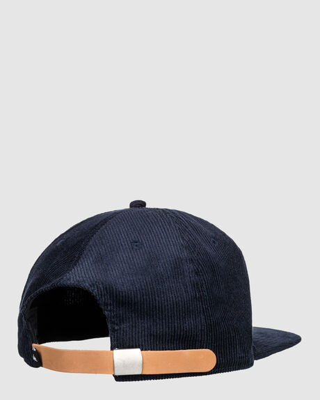 MENS CORD MONGER STRAPBACK CAP