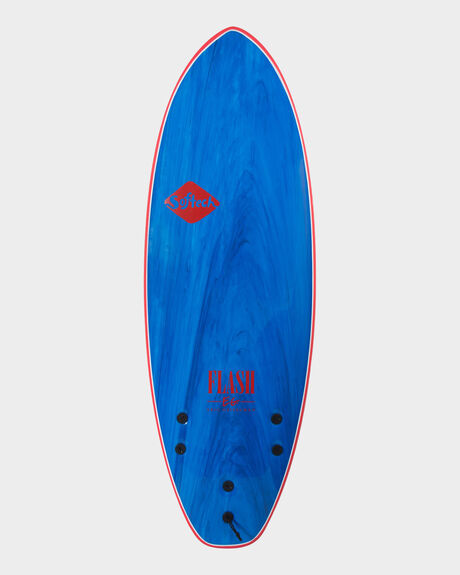 "ERIC GEISELMAN FLASH 5'0"" SURFBOARD"