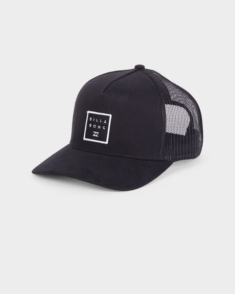 BOYS STACKED TRUCKER CAP