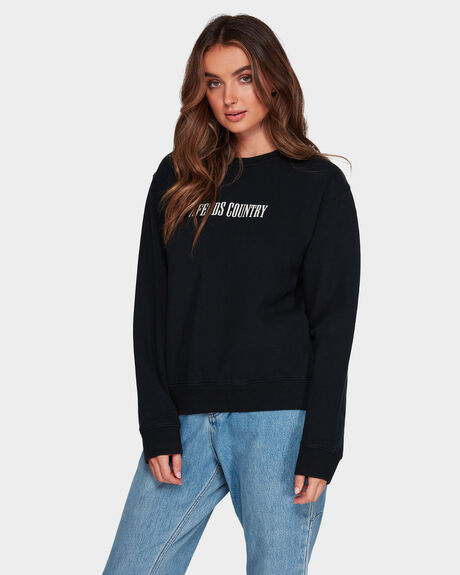 AFENDS COUNTRY 111 JUMPER