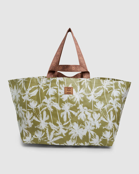 PRETTY PALMS BEACH BAG