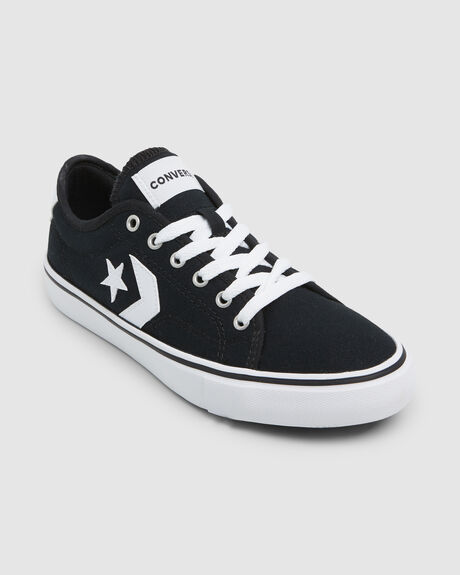 KID CONVERSE STAR REPLAY BLK SHOE