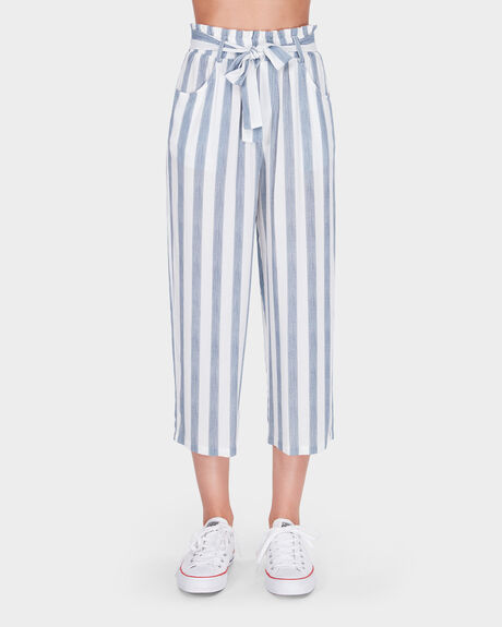 Summer Cullotte Stripe