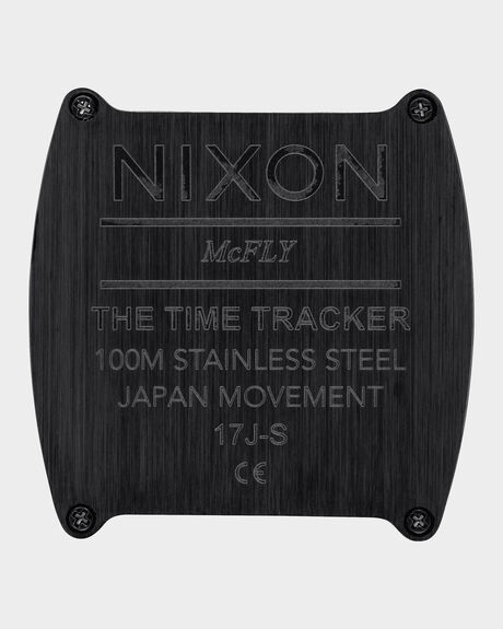 THE TIME TRACKER