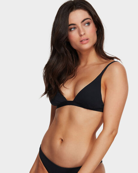 SAND DUNES ELONGATED TRI BIKINI TOP