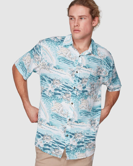 LUAU SHORT SLEEVE SHIRT
