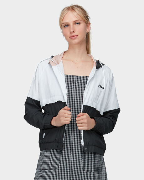 RVCA SPRITZ SPRAY JACKET