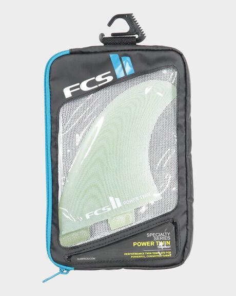 FCS II POWER TWIN + STABILISER FINS