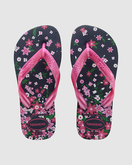 KIDS FLORES THONGS