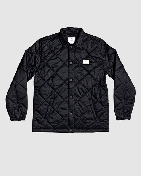 MENS WOODMAN QUILTED INSULATOR JACKET