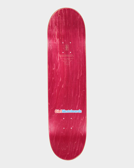 ORPHAN ONE OFF SKATEBOARD DECK