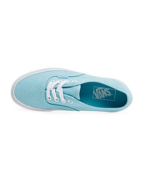 63c9baa4a1 Crystal Blue true Wh AUTHENTIC VANS CRYSTAL BLUE TRUE WHITE SHOE ...