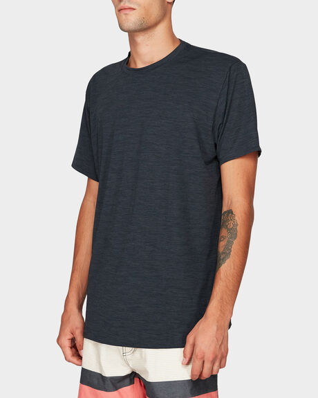 HEATHER SHORT SLEEVE UV TEE