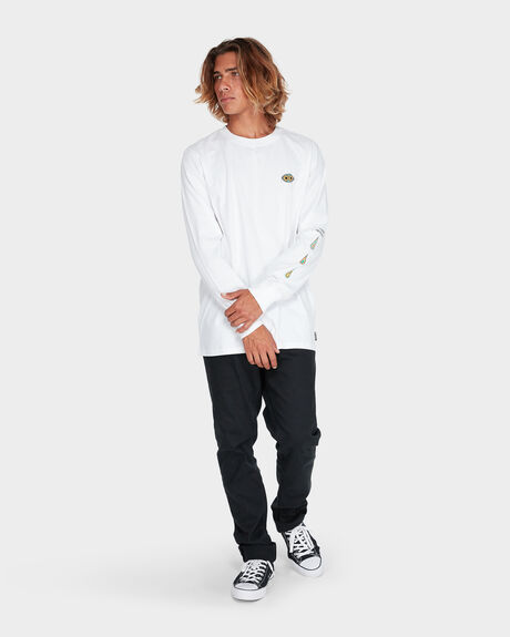 BLOOM LONG SLEEVE TEE