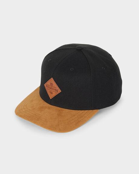 MIXED SNAPBACK CAP