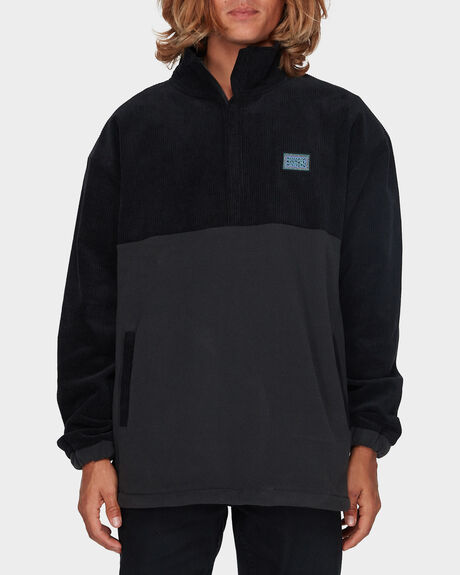 SPACE MORPHINE HALF ZIP JACKET