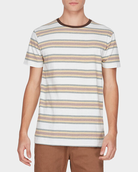 EVERYDAY STRIPE SHORT SLEEVE TEE
