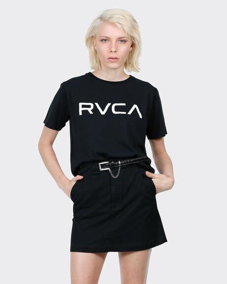 BIG RVCA II TEE