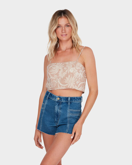 ST LUCIA CAMI TOP