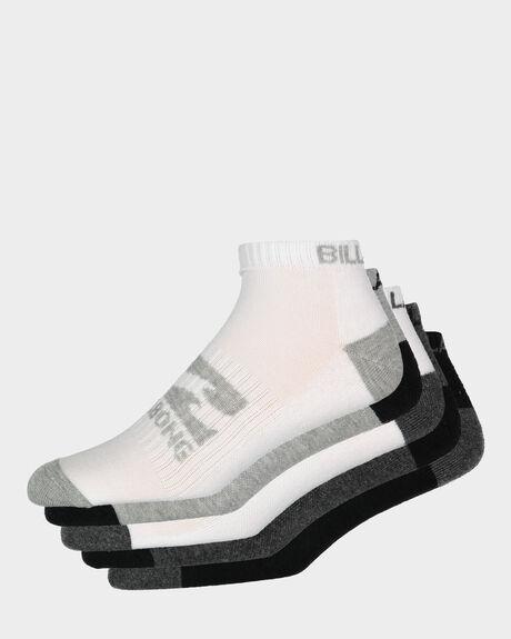 Ankle Sock 5 Pack Standard