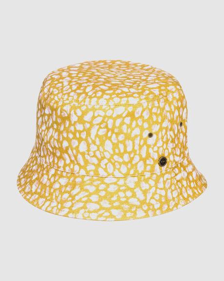 WOMENS LITTLE CONFETTI BUCKET HAT