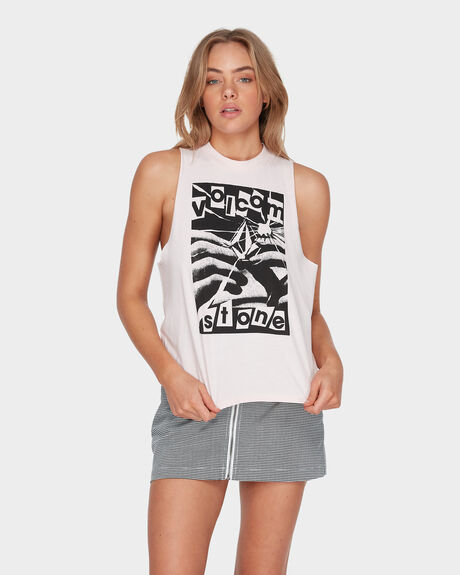GET HIGH NECK TANK TOP