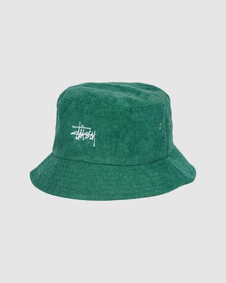 GRAFFITI CORD BUCKET HAT