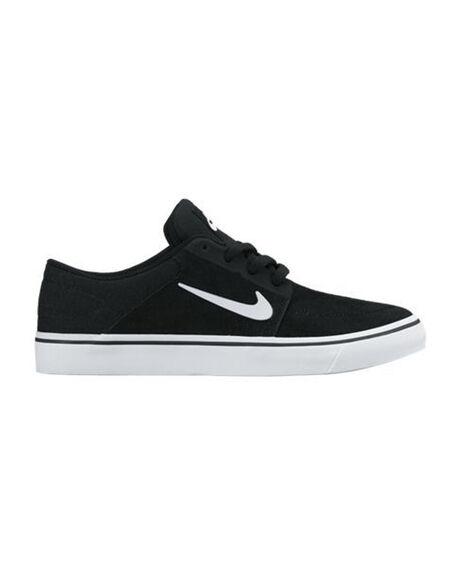 Nike Sb Portmore (Gs) - Black/White-White
