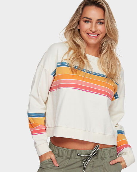 BEACH BREAK CREW JUMPER