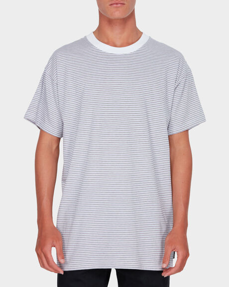 QUAD STRIPE TEE