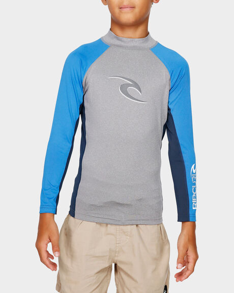 WAVE LONG SLEEVE RASH SHIRT