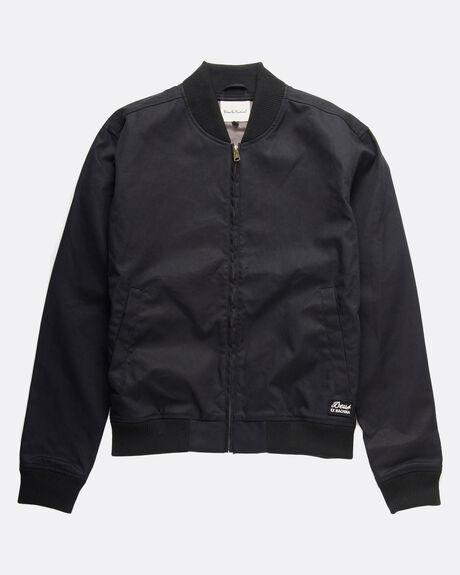 Garth Bomber Jacket