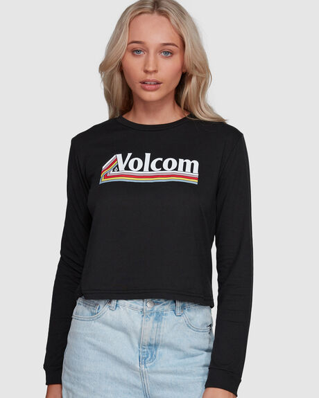 THE VOLCOM STONES LONG SLEEVES