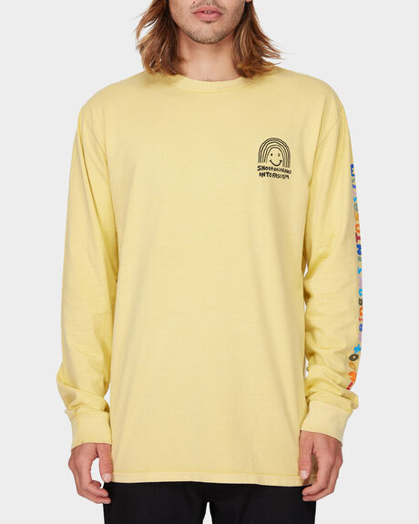OZZIE RAINBOW LONG SLEEVE TEE