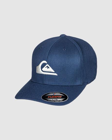 MENS MOUNTAIN AND WAVE FLEXFIT CAP