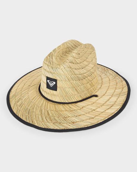 ROXY TOMBOY 2 STRAW HAT
