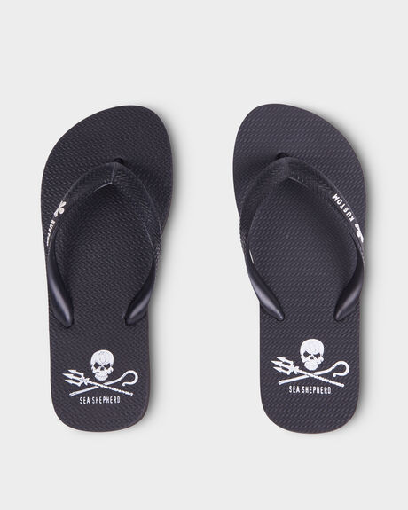 KUSTOM YOUTH SEA SHEPHERD THONG